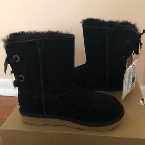 Bailey Bow II Genuine Shearling Boot. Customizable